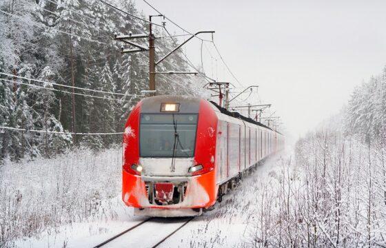 В феврале изменится расписание пригородных поездов