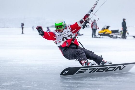 Этап кубка России по сноукайтингу пройдет в Тверской области