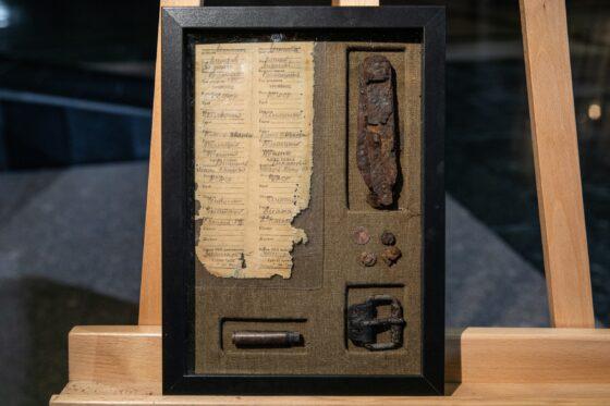 Останки и личные вещи погибшего под Тверью красноармейца переданы в Златоуст