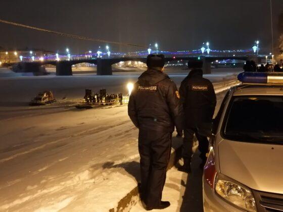 100 сотрудников Росгвардии обеспечивали в Тверской области безопасность крещенских  купаний