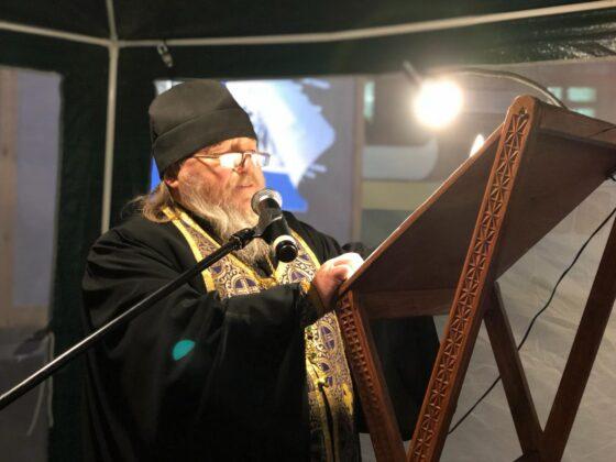 «Я только возьму Дары»: с отцом Анатолием Волгиным простятся в Кувшиновском районе