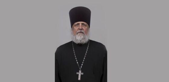 В Твери умер клирик прихода храма Преподобного Серафима Саровского Виктор Ковалек