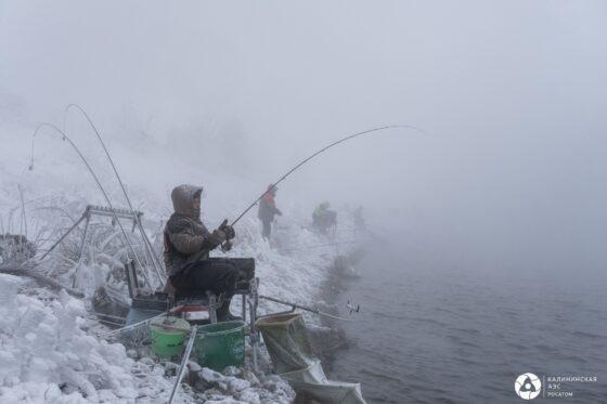 Рыболовы в  Удомле поймали 40 килограммов рыбы