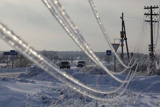 Ситуация с энергоснабжением в трех районах Тверской области на особом контроле