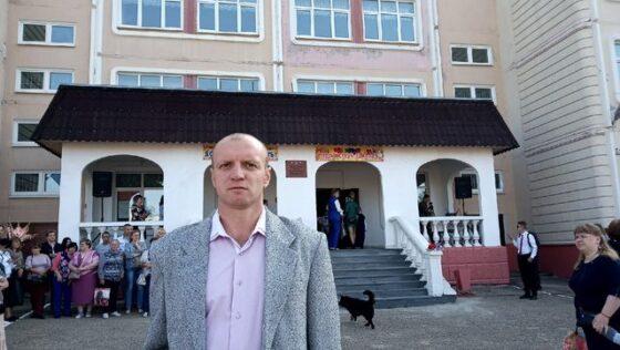 Физкультурник   из Кашина борется за победу в конкурсе Учитель года России