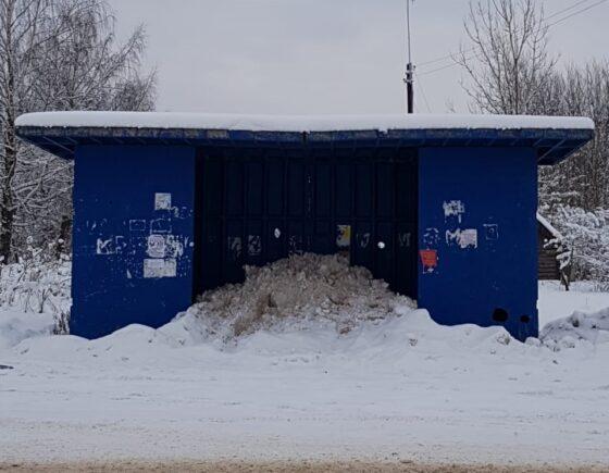 Активисты ОНФ обратились в прокуратуру из-за некачественной уборки снега в Тверской области