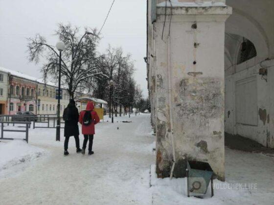 В Вышнем Волочке может исчезнуть памятник архитектуры XIX века