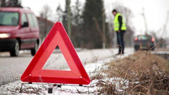 В Тверской области виновник ДТП сам обратился в больницу
