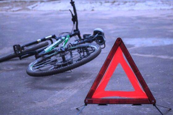 В Твери офицер сбил велосипедиста и заплатил 50 тысяч рублей