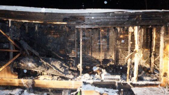 Сгоревшие в бытовке в Пеновском районе чуваши будут похоронены на родине
