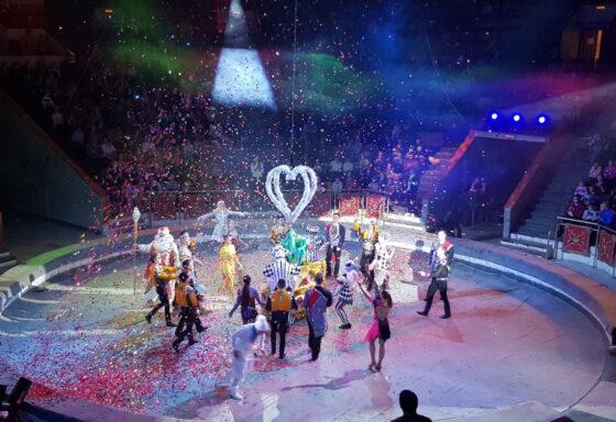 Тверской цирк покажет бесплатный спектакль для медицинских работников