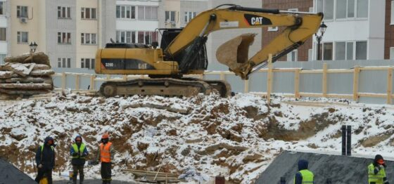 В Твери до конца года  построят три детских сада