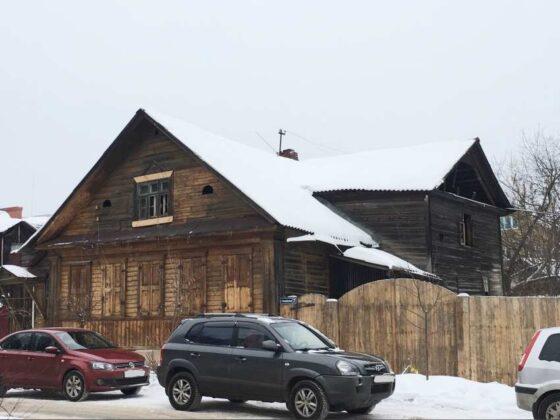 Волонтеры Твери обеспокоены судьбой дома в Мещанской слободе