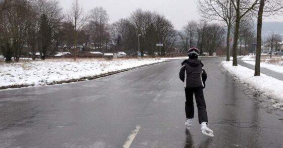 Внимание, водители: в Тверской области ожидается сильная гололедица