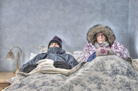 Жители Торопца мерзли в квартирах из-за плохого топлива