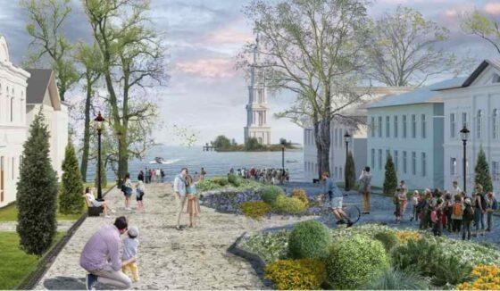 «Калязин на волне» признан лучшей практикой городского развития с участием жителей