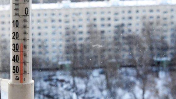 В Росгидромете предупредили о возвращении аномальных морозов в Тверскую область
