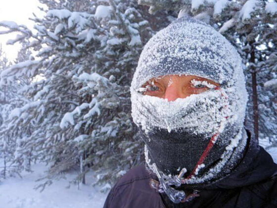 В ночь с 8 на 9 февраля жителей Тверской области ждет лютый мороз