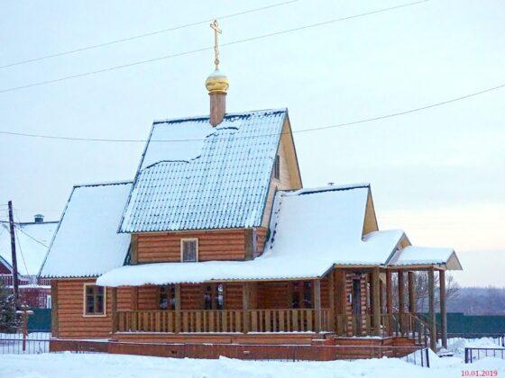 В Тверской области собирают деньги на пожарную сигнализацию для деревянного храма