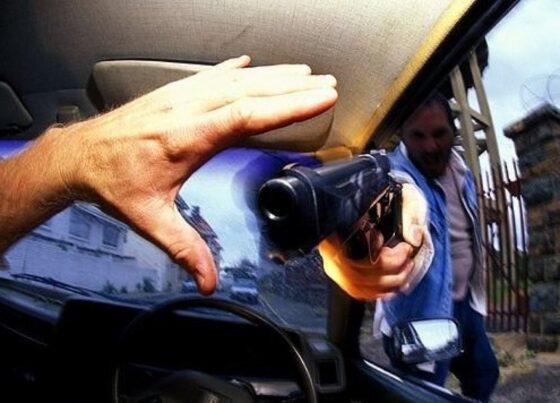 От угона автомобиля тверичанина спас перцовый баллончик