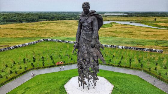 В Тверской области открывается выставка Андрея Коробцова, автора памятника Советскому солдату