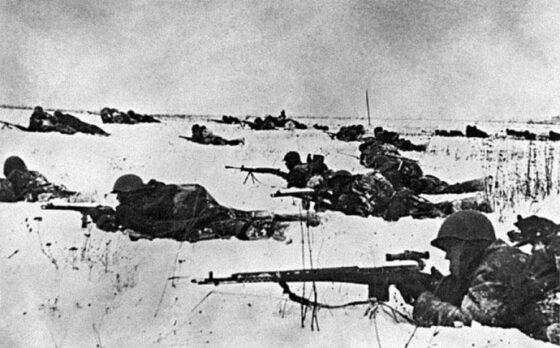 Премьера фильма о Ржевской битве пройдет  на  телеканале союзного государства