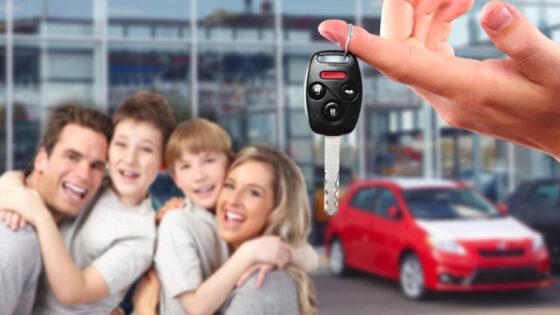 В Тверской области 56 многодетных семей смогут купить авто по сертификату