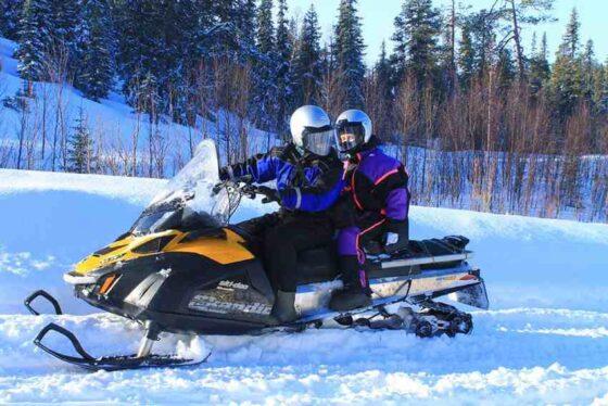 300 снегоходов проверили в Тверской области