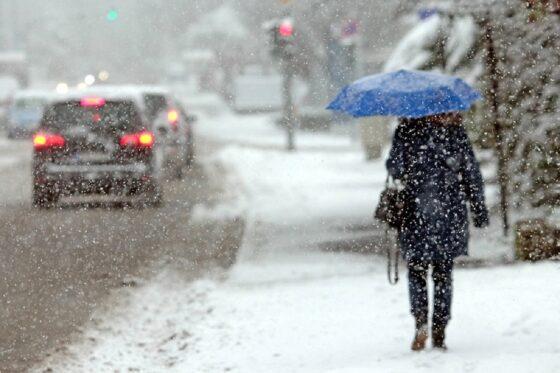 В Тверской области ожидаются снегопад и потепление