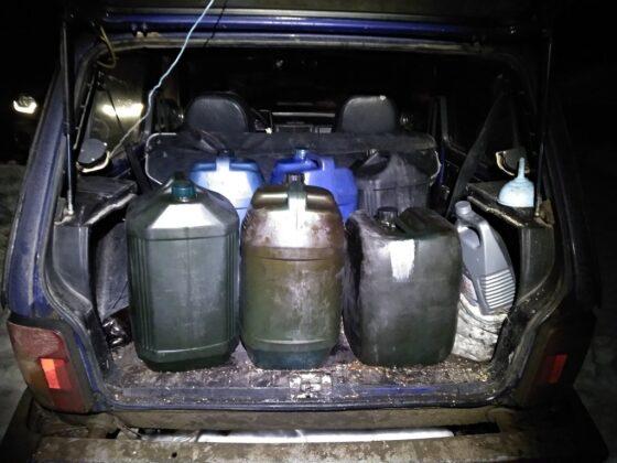 В Ржеве помощник машиниста слил 108 литров топлива