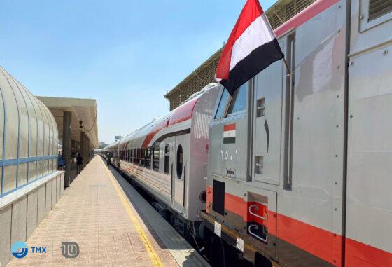 Тверские вагоностроители передали египтянам 226 пассажирских вагонов