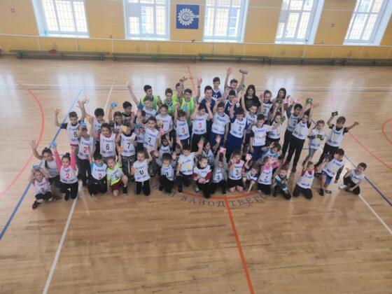 На ТВЗ по-спортивному встретили День защитника Отечества