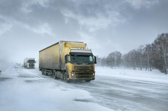 Тверские водители фур не смогут въехать в Москву