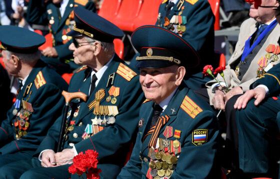 Ветераны Тверской области получат выплаты к Дню Победы