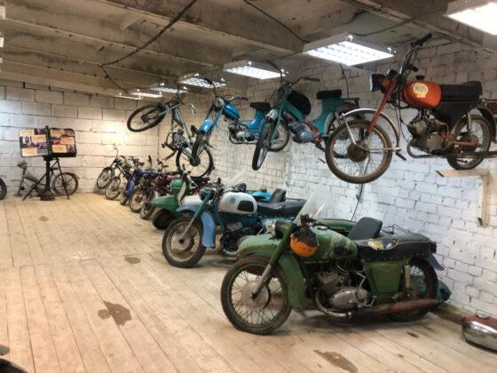 В Торжке откроют самый большой в Тверской области музей ретромотоциклов