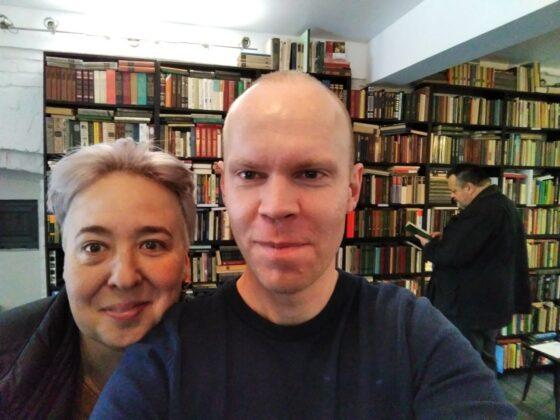 Тверской букинист и ржевская поэтесса подарят  книги  Краснохолмской  библиотеке