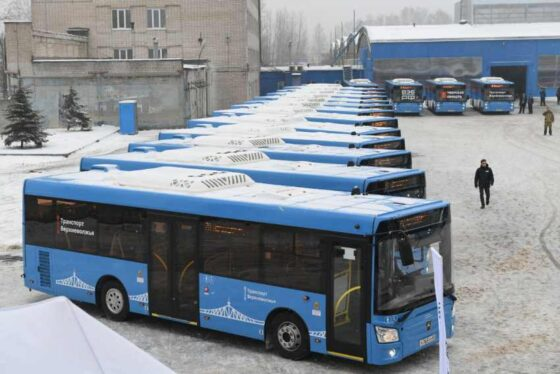 Тверские автобусы изменят на день расписание