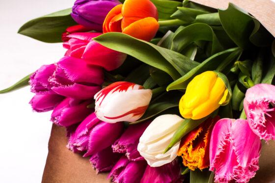 Цветы в России подорожали вдвое