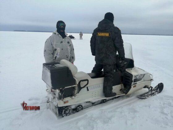 В Тверской области поймали браконьеров с сетями