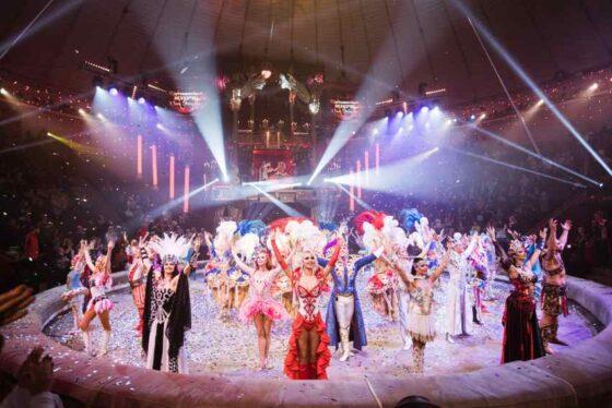 «Королевский цирк» Гии Эрадзе в Твери: шоу, ломающее стереотипы