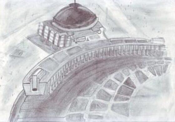 Рисунки художников из Тверской области вошли в онлайн-выставку Музея Победы