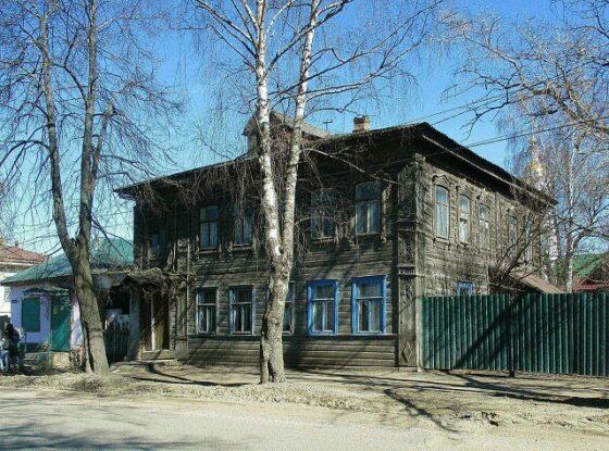 Дом Туполева в Тверской области срочно нужно протопить