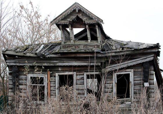 В Зубцове администрацию по суду обязали убрать аварийные дома с улиц