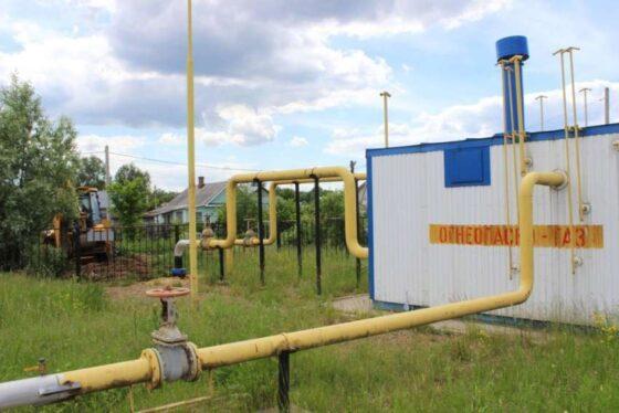 В Калининском районе газ придет в восемь населенных пунктов