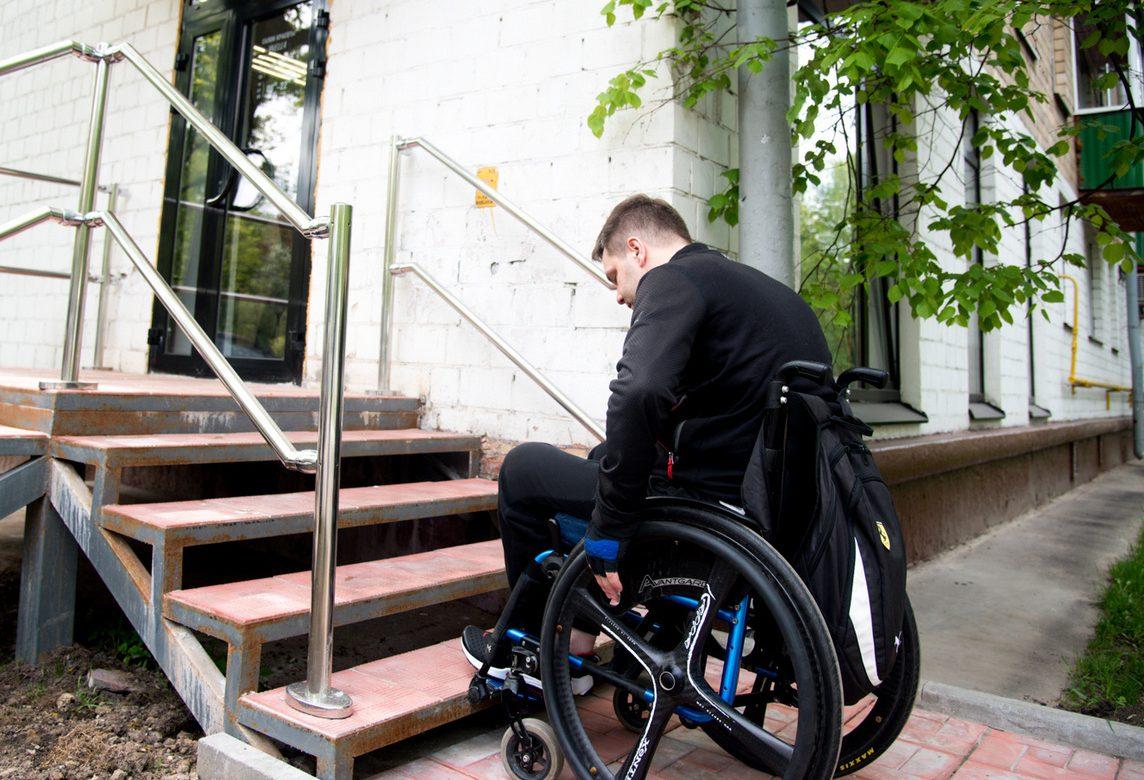 В одной из больниц Тверской области не думали об инвалидах