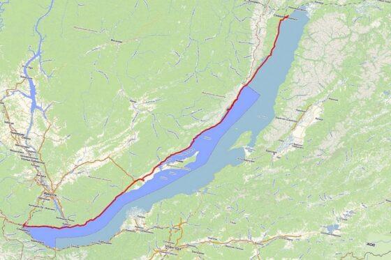 Тверской велосипедист проедет по льду Байкала более 600 километров