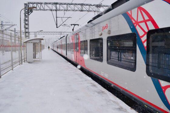8 марта пригородные поезда Москва - Тверь пойдут по графику выходного дня