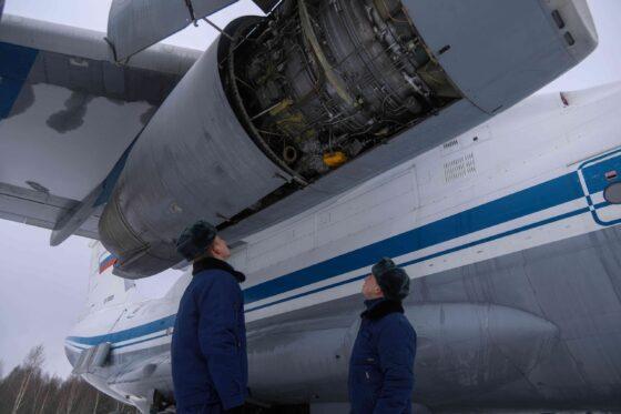 На аэродроме в Мигалово прошли стажировку курсанты Военно-воздушной академии
