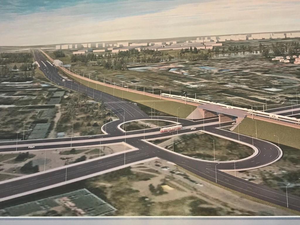 Строительство Западного моста не нарушит историческую застройку Твери