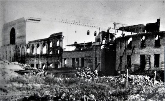 Опубликовано фото, как в Калинине строят драмтеатр